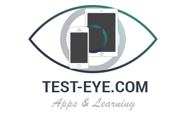 test-eye logo
